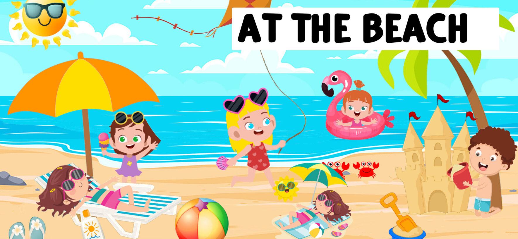 Andiamo in spiaggia!