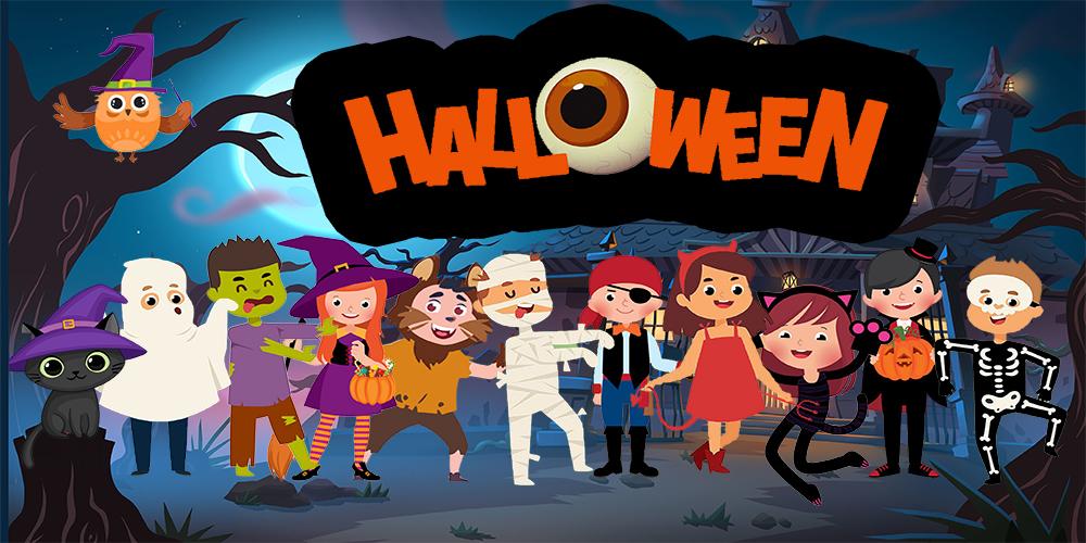 E' Halloween