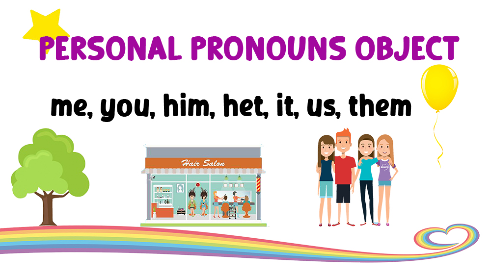 I pronomi personali in inglese (parte 2)