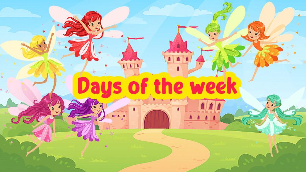 I giorni della settimana in inglese