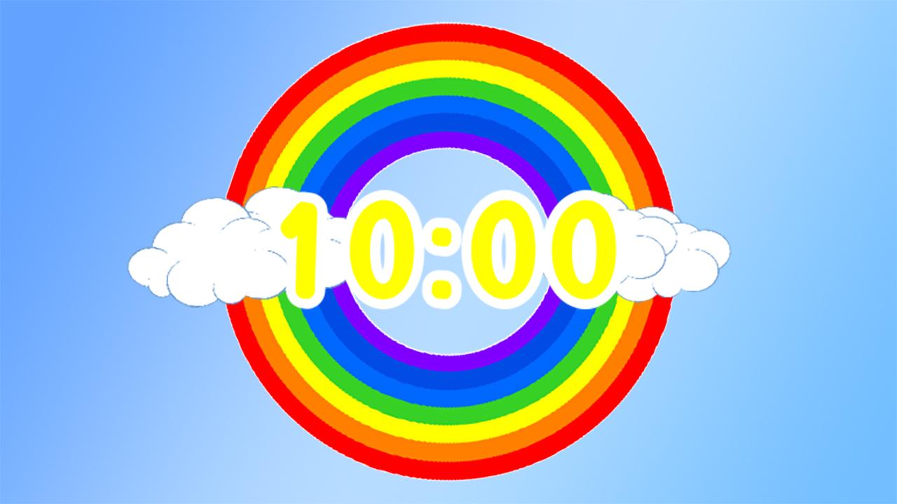 Timer 10 minuti
