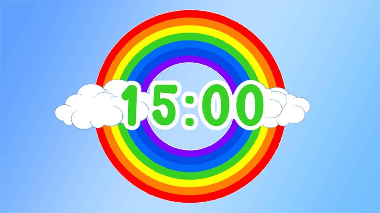 Timer 15 minuti