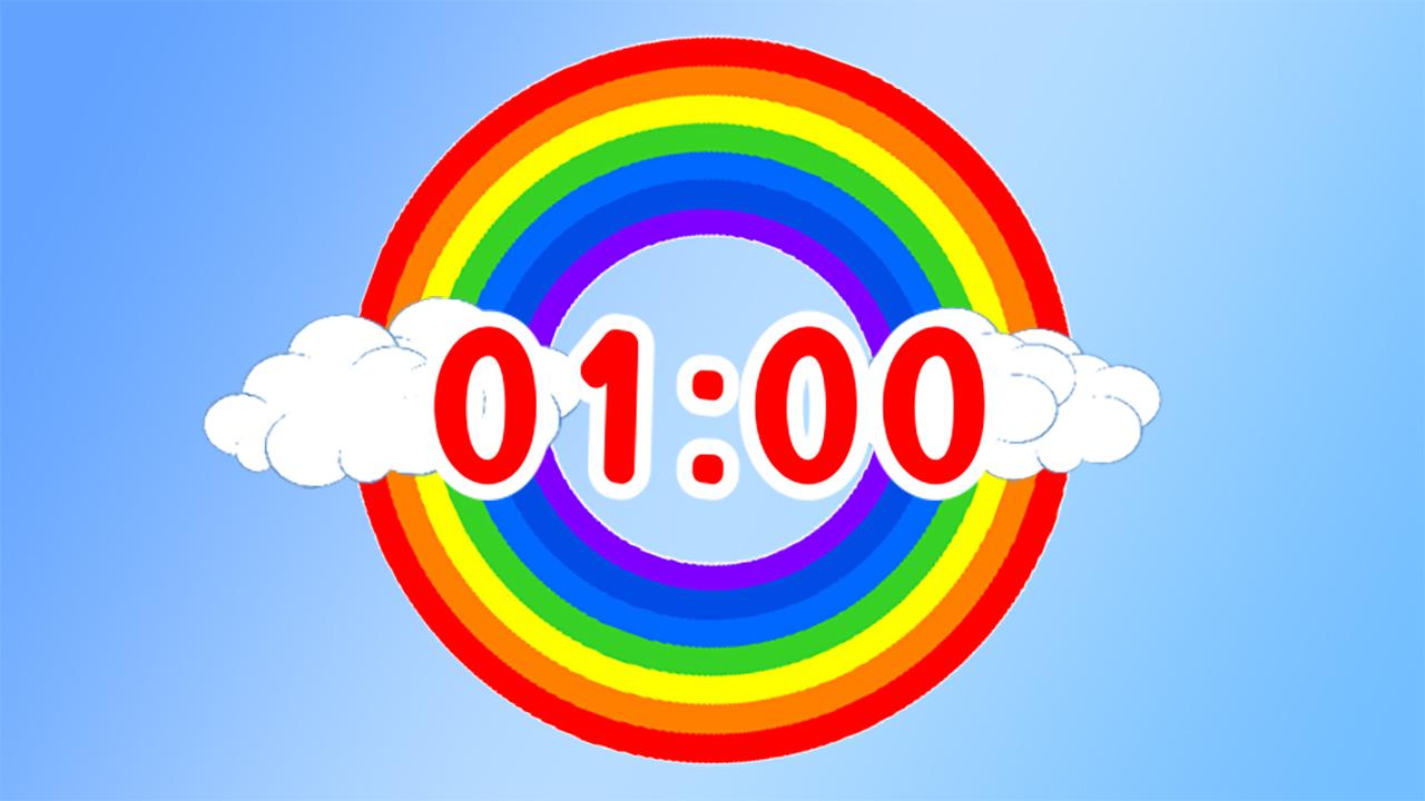 Timer 1 minuto
