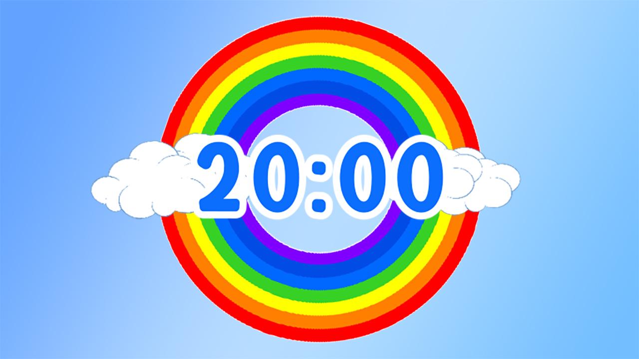 Timer 20 minuti